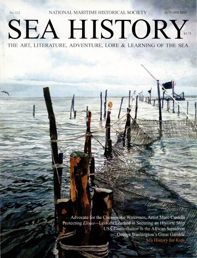 Sea History 132