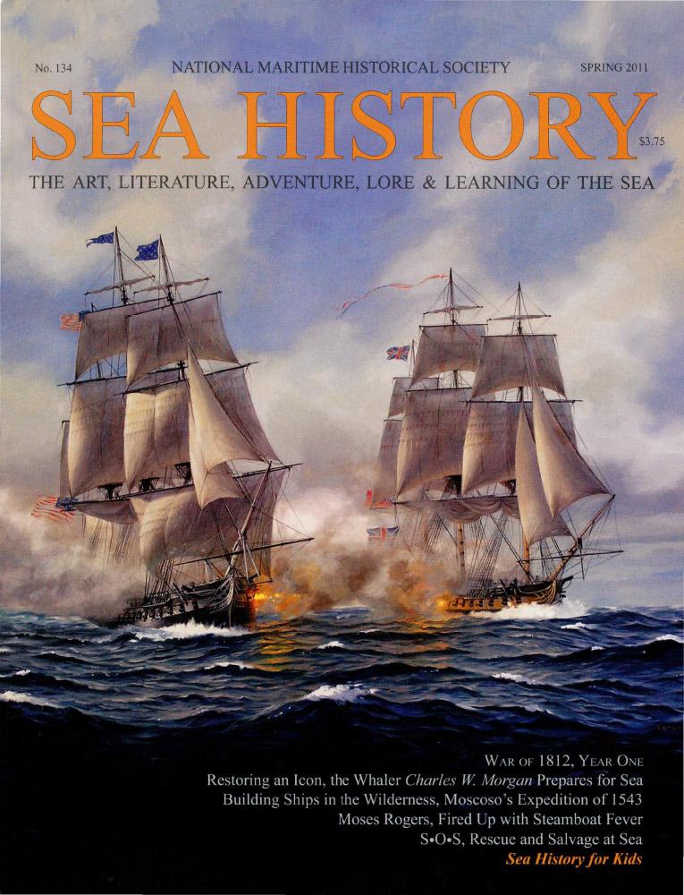 Sea History 134