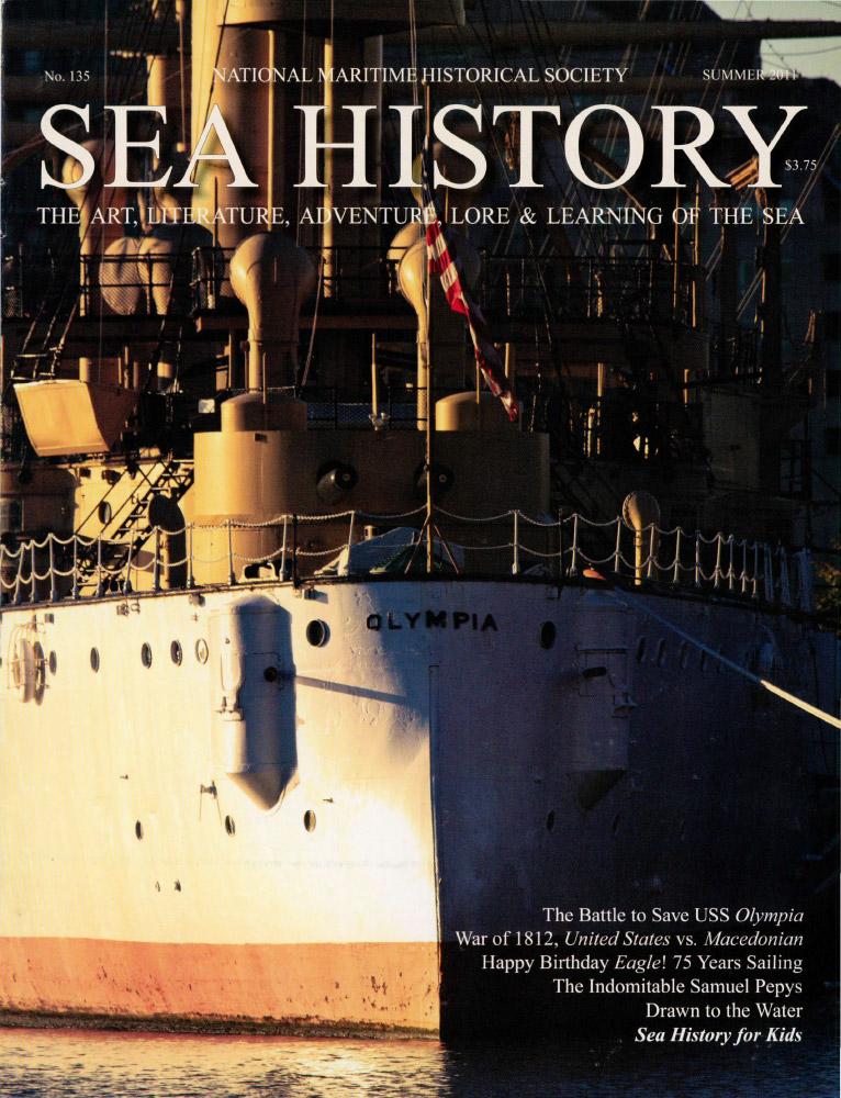Sea History 135