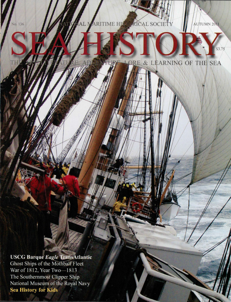 Sea History 136