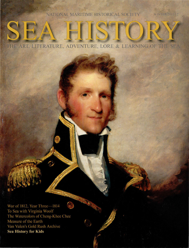 Sea History 137