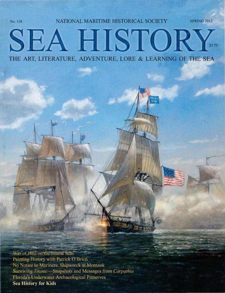 Sea History 138
