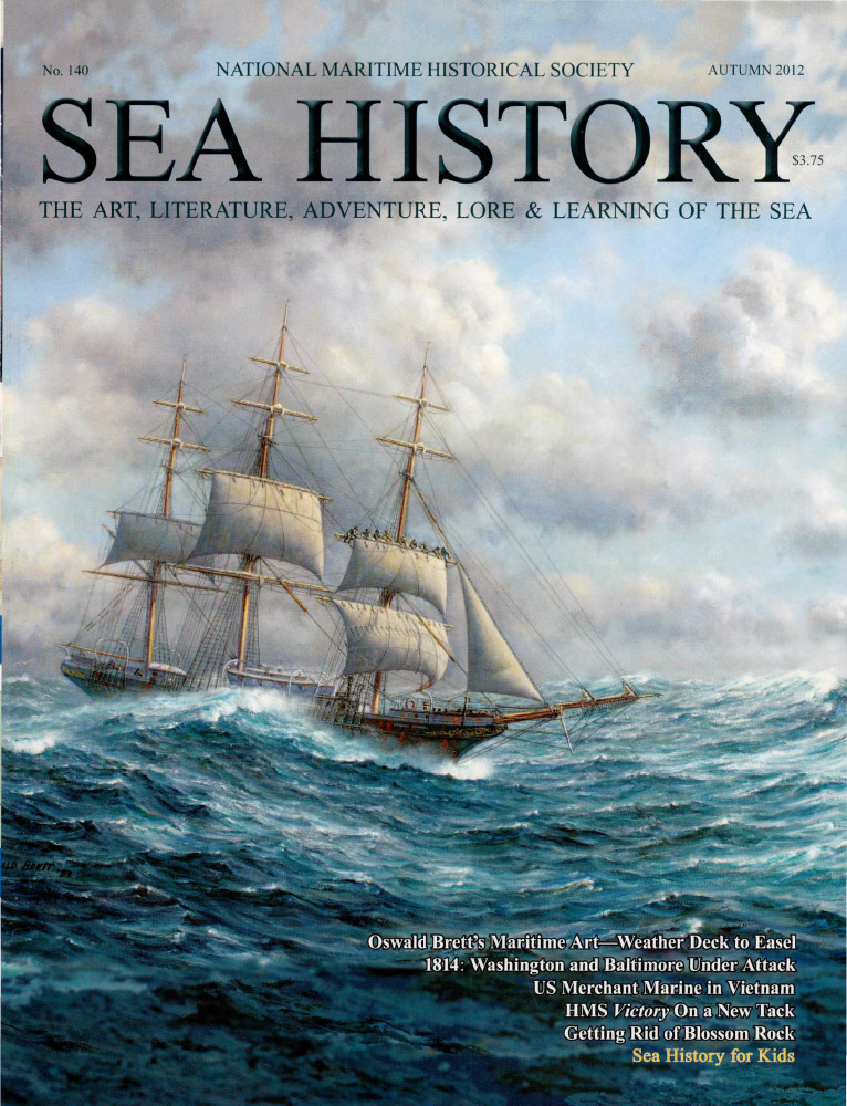 Sea History 140