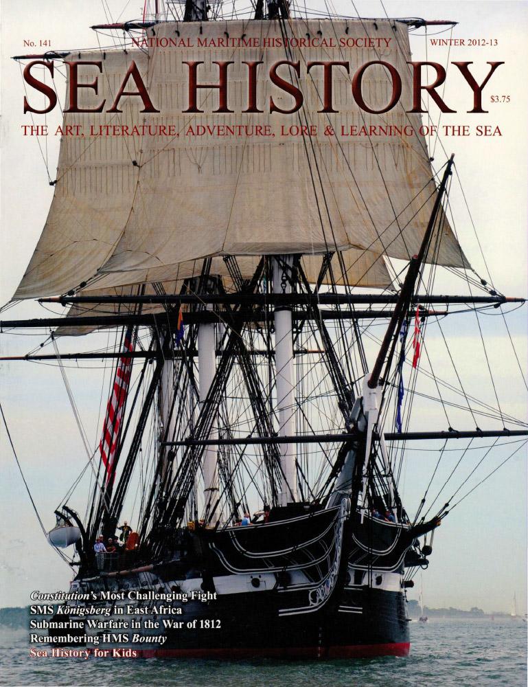 Sea History 141
