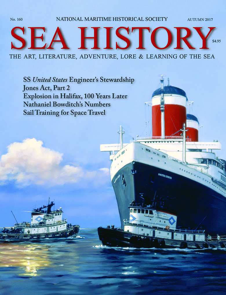 Sea History 160
