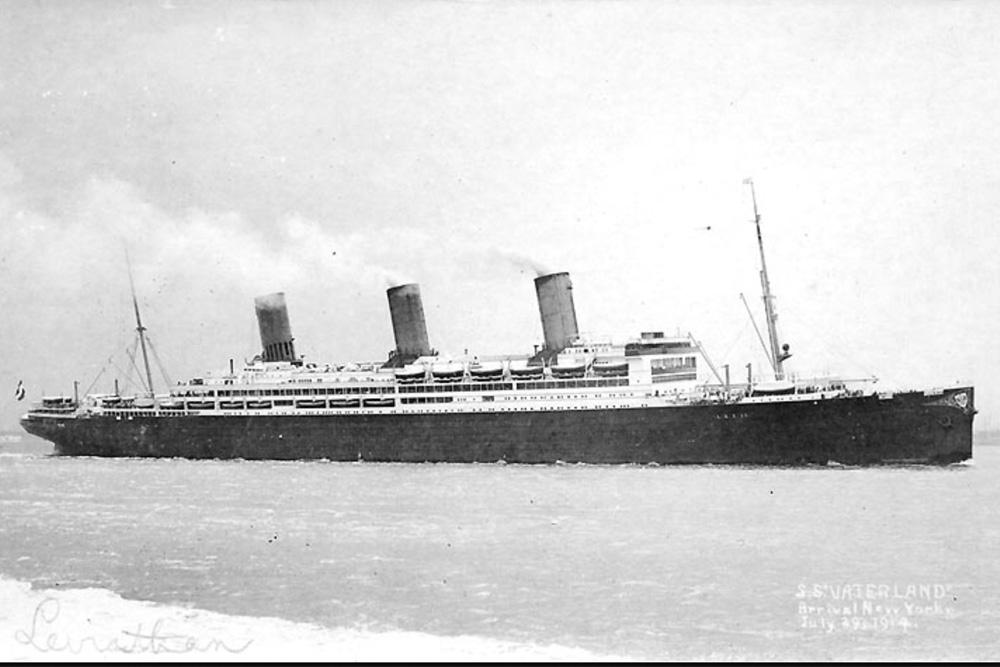 SS Vaterland