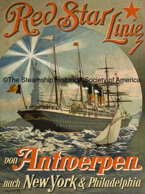 SSHSA Red Star Line