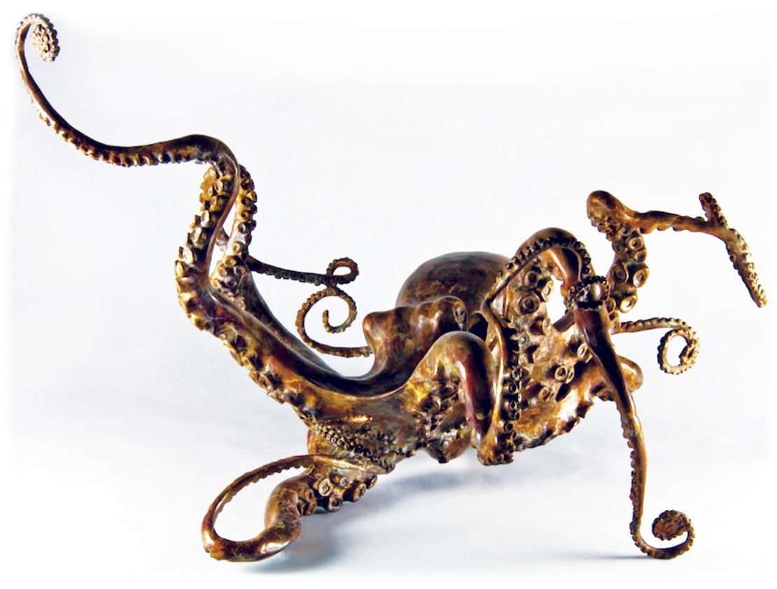 Scott Penegar Octopus