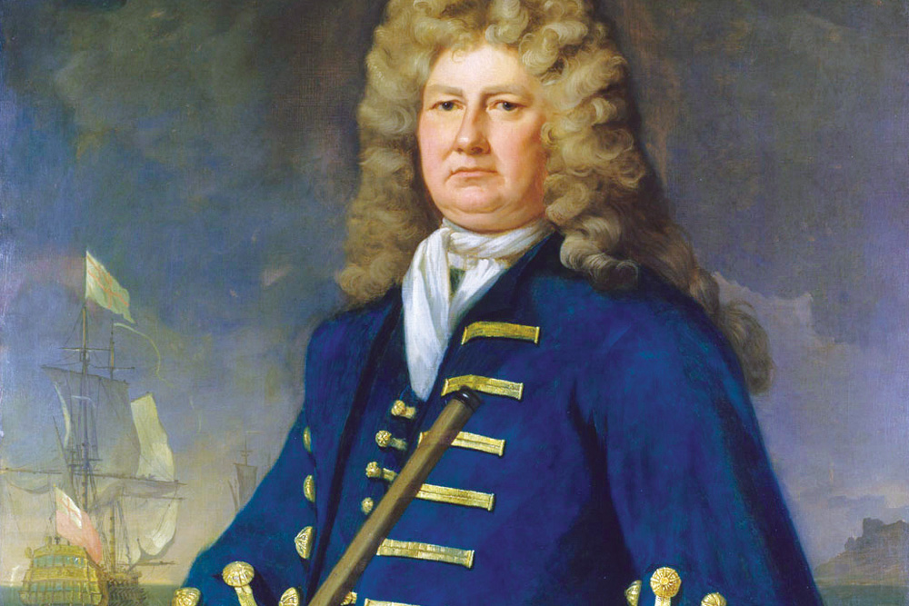 Sir Cloudesley Shovell