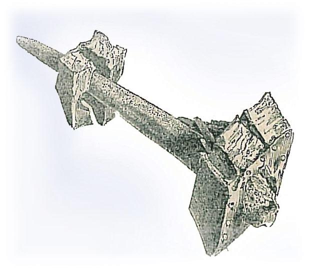 Swordfish Hull Penny Mag 1835 Gudger Rev
