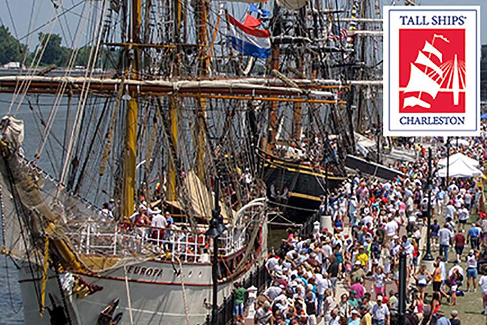 Tall Ships Challenge Charleston 2017