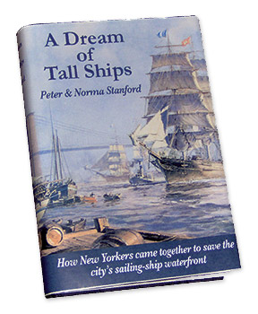 A Dream of Tall Ships book