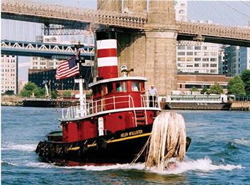 Capt  Brian McAllister - National Maritime Historical Society