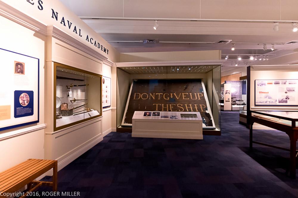 US Naval Academy Museum