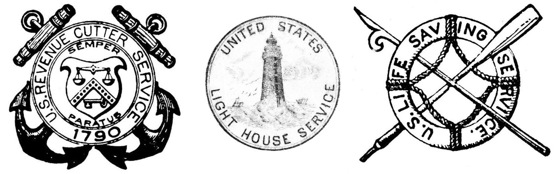 USCG Logos