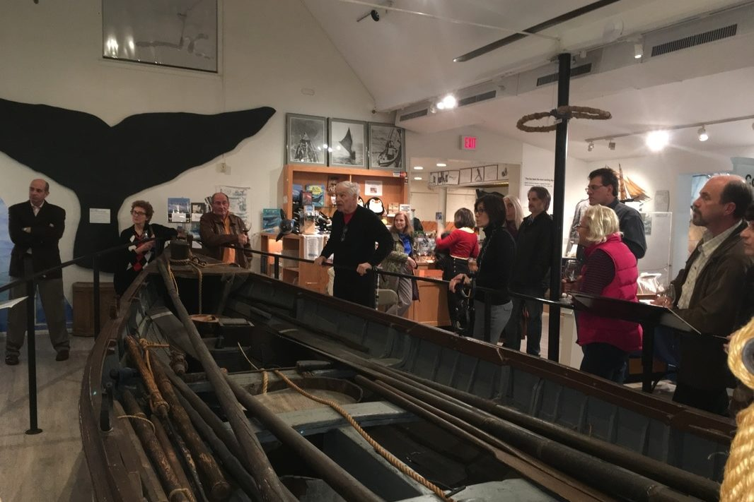 Whaling Museum At Cold Spring Harbor