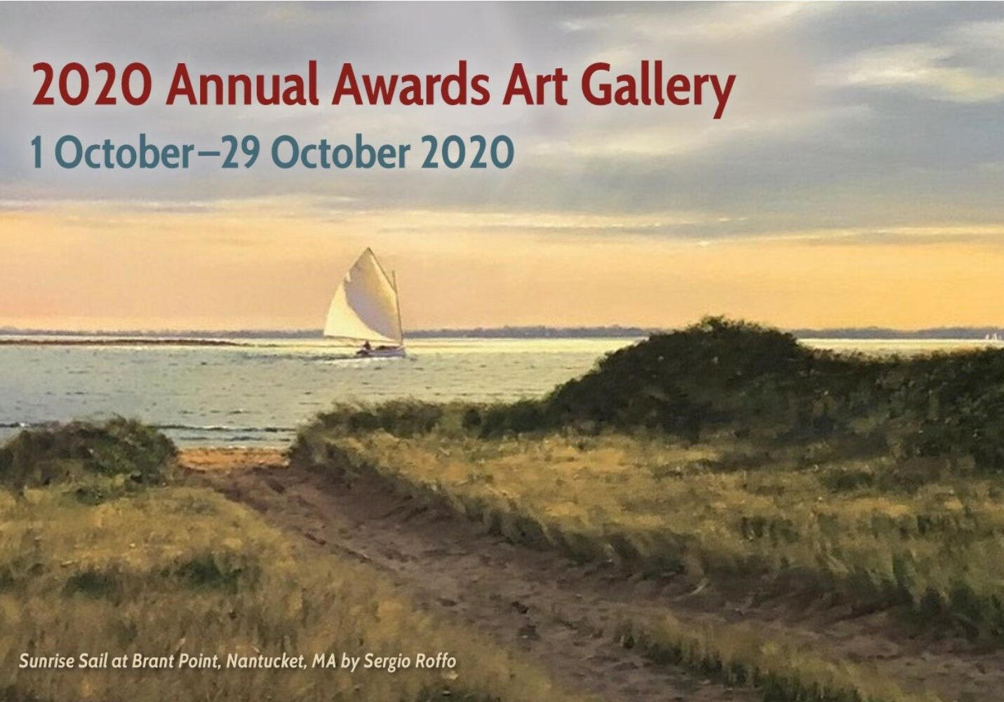 2020 Annual Awards Art Gallery Post