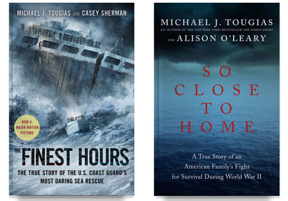 Finest Hours and So Close To Home