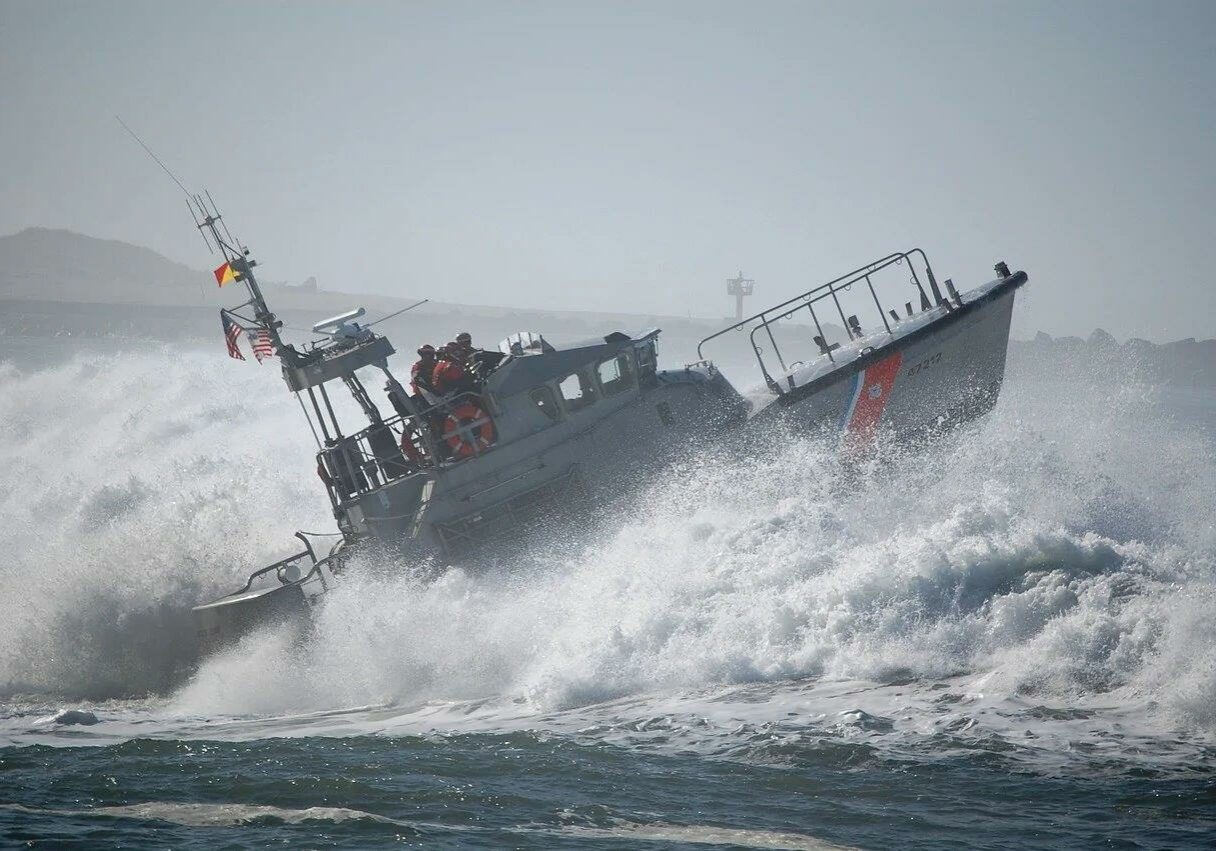 New England Coast Guard