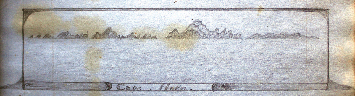 Draw Cape Horn