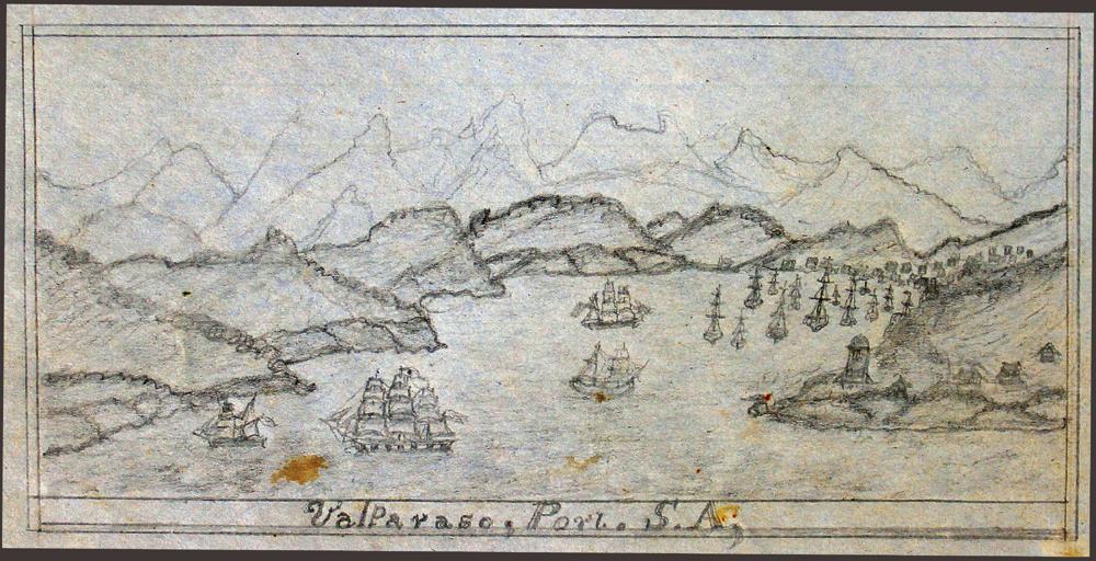 Drawing: Valparaso Port SA