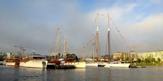 Lake Union Wooden Boat Festival National Maritime Historical Society