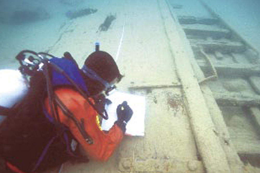 Nautical Archaeologist