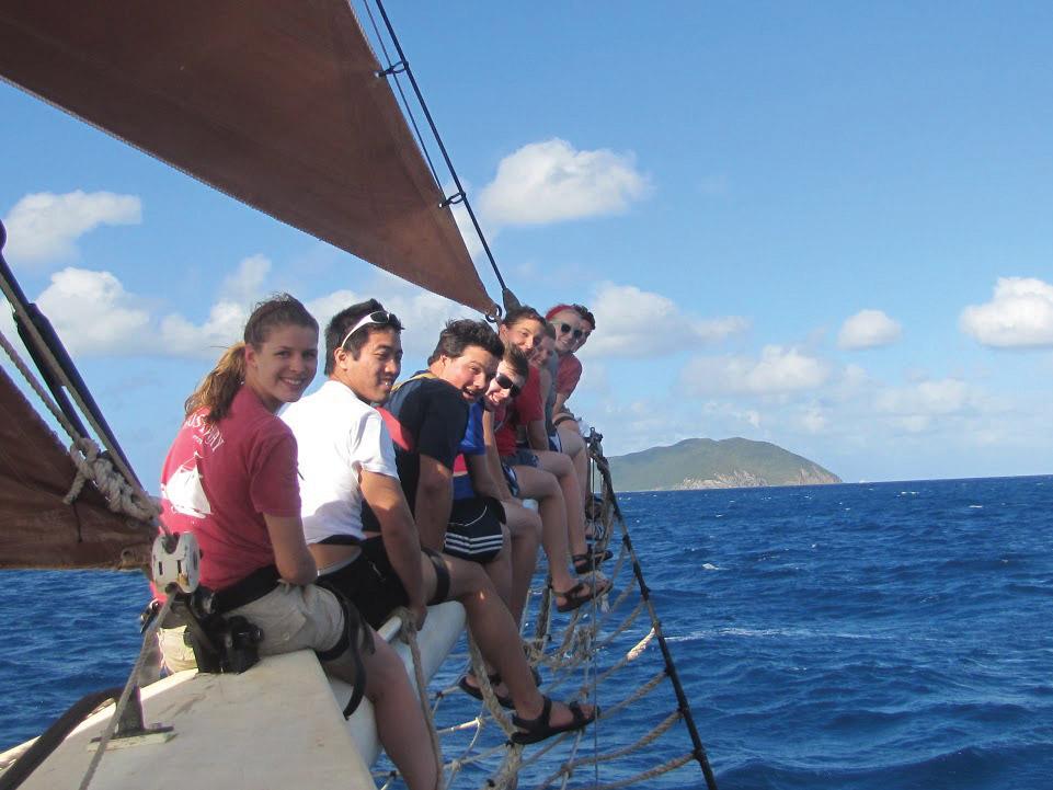 Sailing The Bowsprit